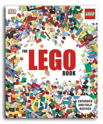 The LEGO Book Hardcover