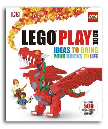 LEGO Play Book Hardcover
