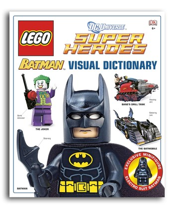 LEGO Batman: Visual Dictionary Hardcover