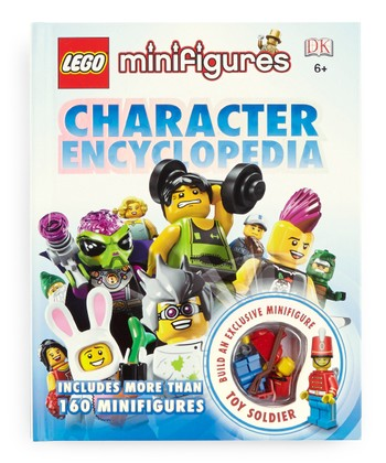 LEGO Minifigures: Character Encyclopedia Hardcover