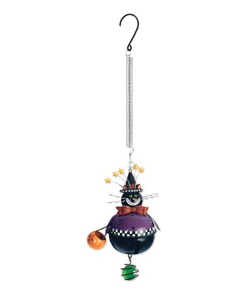 Cat Bell Bouncy Ornament