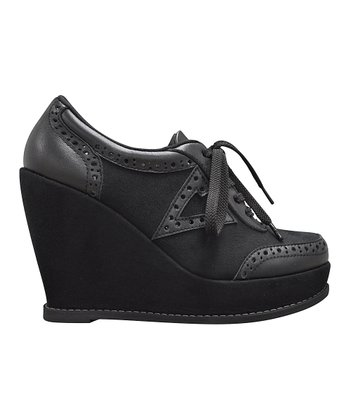 Black Wall Street Wedge