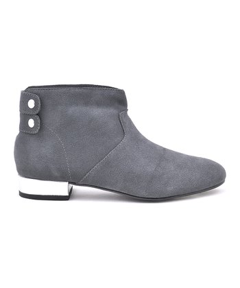 Gray Senna Ankle Boot