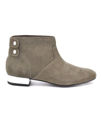 Taupe Senna Ankle Boot