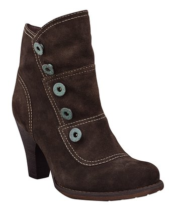 Brown Wolverine Boot