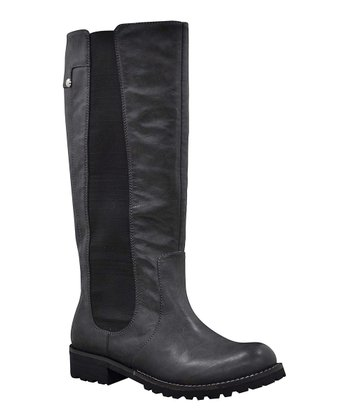 Black Preakness Boot