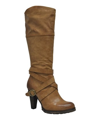 Tan Elixir Boot
