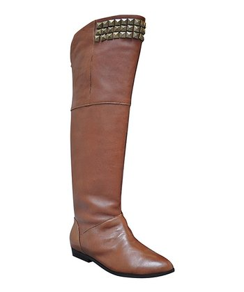 Brown Thunder Dome Boot