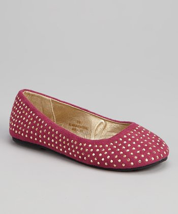 Berry & Gold Flat