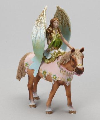 Surah & Horse Figurine Set