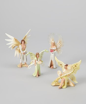 Elves, Sireel & Solfur Figurine Set