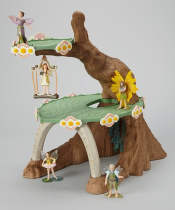 Flower Elves Figurine Set