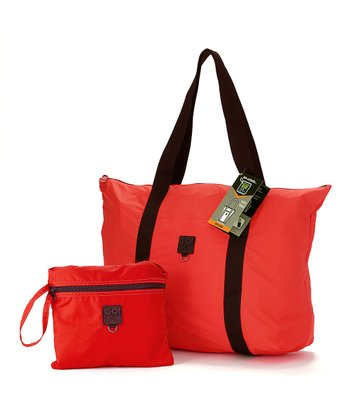 Bright Red GO!SAC Tote