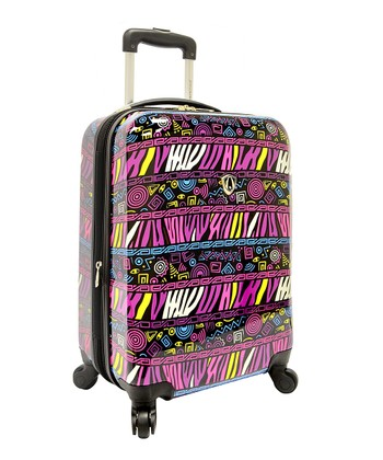 Bohemian Hardside Wheeled 21'' Carry-On