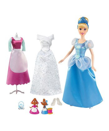 Cinderella Fashion Set