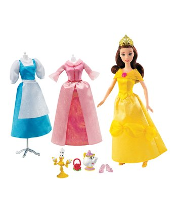 Belle Fashion Set