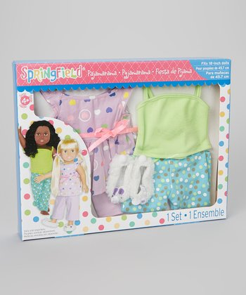 Pajamarama Doll Outfit Set