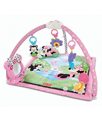 Minnie Mouse Activity Gym