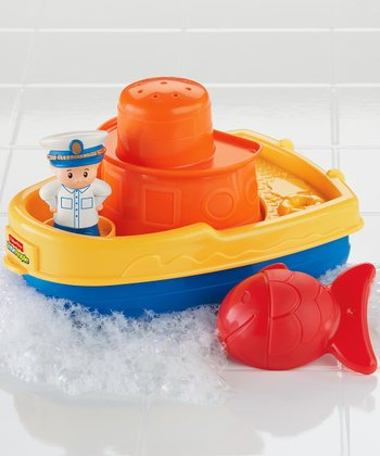 Little People Bath Time Boat