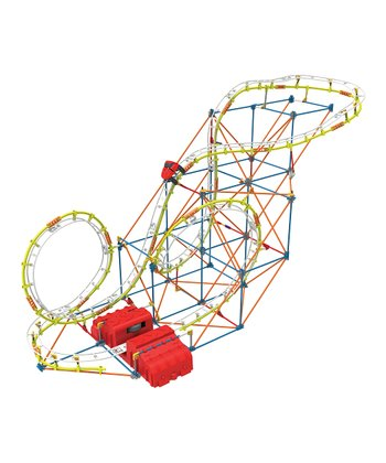 Supernova Blast Roller Coaster Set