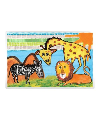 Sunshine Safari Imagination Mat