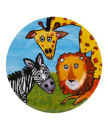 Sunshine Safari Plate