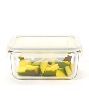 Glasslock Square 41-Oz. Food Storage Container