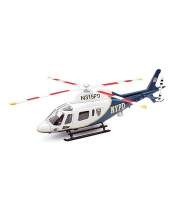 Agusta Koala NYPD Helicopter Replica