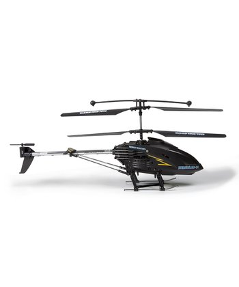 Black Hercules X Remote Control Helicopter