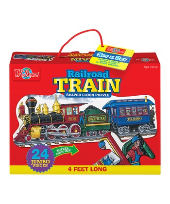 Railroad Train Puzzle