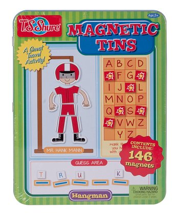 Hangman Magnet Play Set