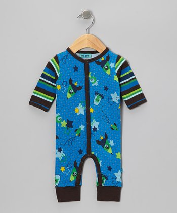 After Dark Adler Playsuit - Infant