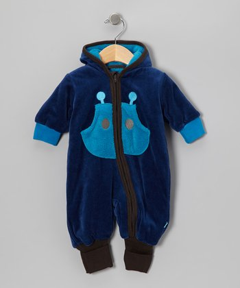 Estate Blue Ajo Playsuit - Infant