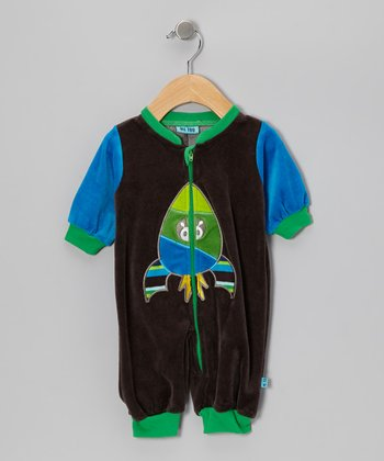 After Dark Aiko Playsuit - Infant