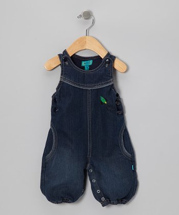 Denim Afi Overalls - Infant