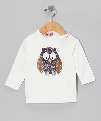 Snow White Allista Owl Tee - Infant, Toddler & Kids