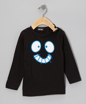 Black Bio Tee - Toddler & Boys