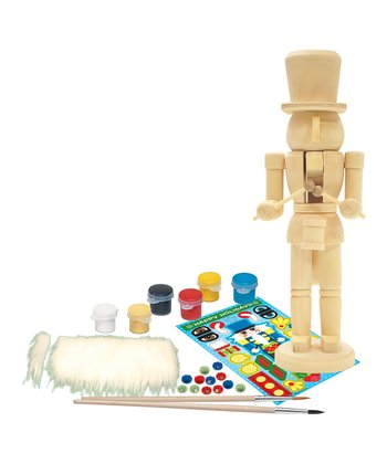Nutcracker Drummer Kit