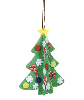 Felt Tree Ornament Kit