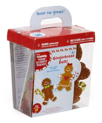 Gingerbread Dolls Activity Kit