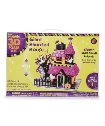 Haunted House Foam Kit