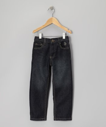 Vision Wash Straight-Leg Jeans - Toddler