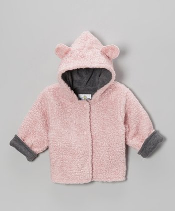 Pink Lambie Jacket - Infant & Toddler