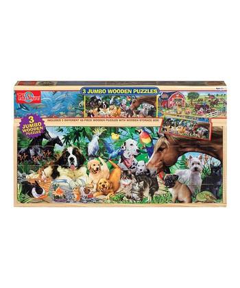 Animals Jumbo Puzzle