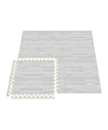 Gray Comfort Mat - Set of Eight