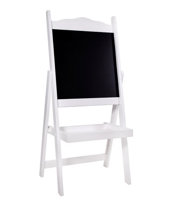 Antique White Easel
