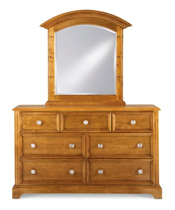 Cocoa Bearrific Dresser & Mirror