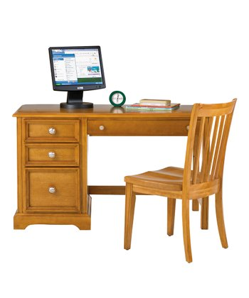 Cocoa Bearrific Desk & Chair