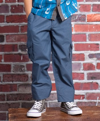 Blue Rockstar Jackson Cargo Pants - Infant, Toddler & Boys