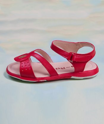 Red Party Sandal